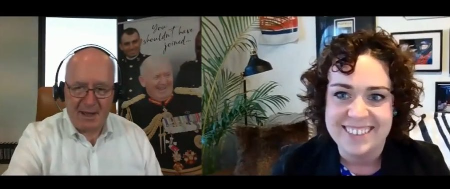 General Sir Peter Cosgrove 'in conversation'